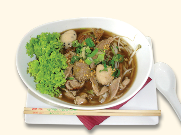 Chokdee Duck Soup Cream