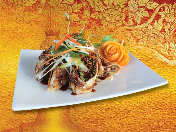 Chokdee Duck Roti